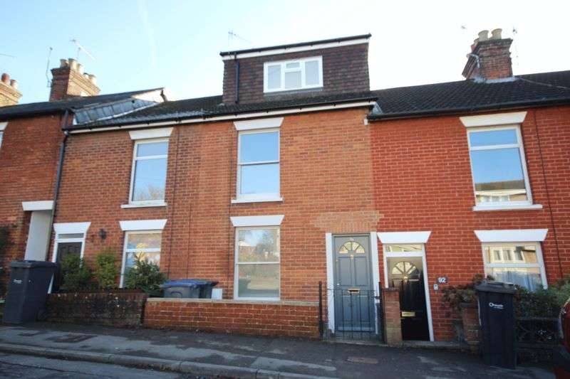 3 Bedrooms Terraced House for sale in WYNDHAM ROAD, SALISBURY, SP1