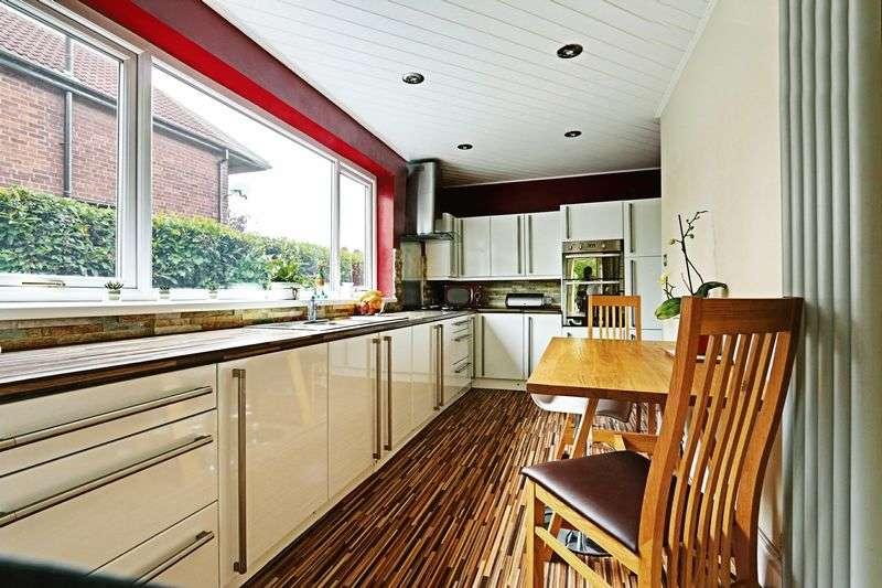 5 Bedrooms Semi Detached House for sale in West Ella Road, Kirk Ella