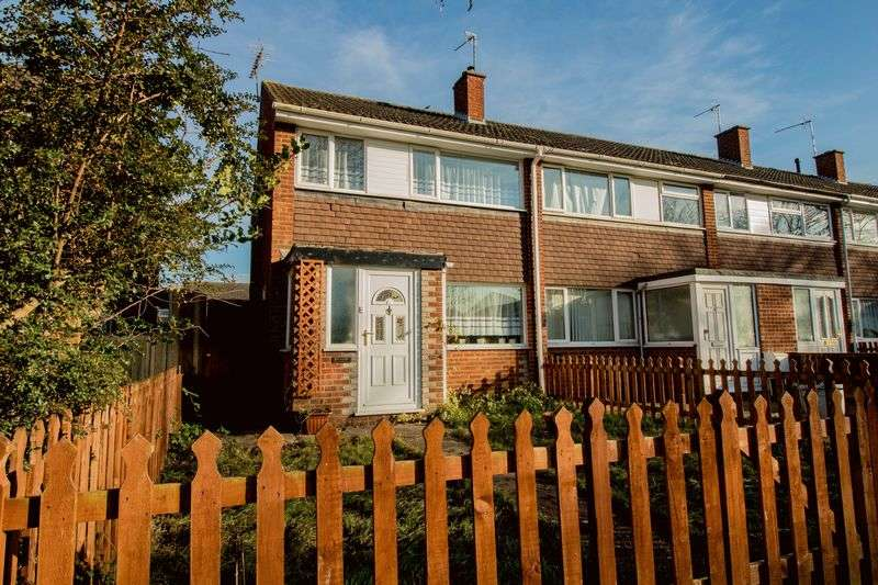 3 Bedrooms Terraced House for sale in Celina Close, Bletchley, Buckinghamshire
