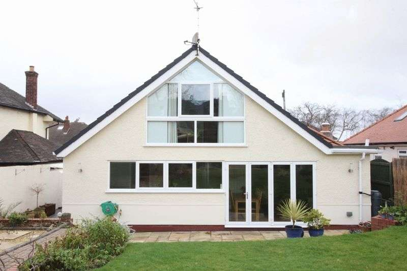 4 Bedrooms Detached House for sale in Ludlow Drive, West Kirby, Wirral