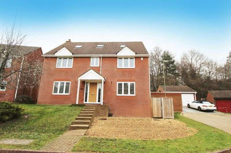 6 Bedrooms Detached House for sale in Broadbent Close, Southampton