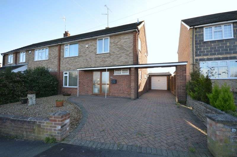 3 Bedrooms Semi Detached House for sale in Emerald Road, Luton