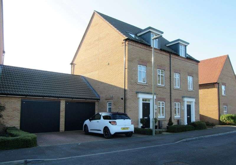 3 Bedrooms House for sale in Athens Way, Purbrook, Waterlooville
