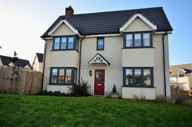 3 Bedrooms House for sale in MIMOSA WAY, PAIGNTON.