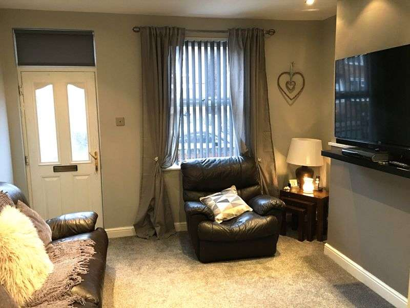 2 Bedrooms Semi Detached House for sale in Dinnington, Sheffield