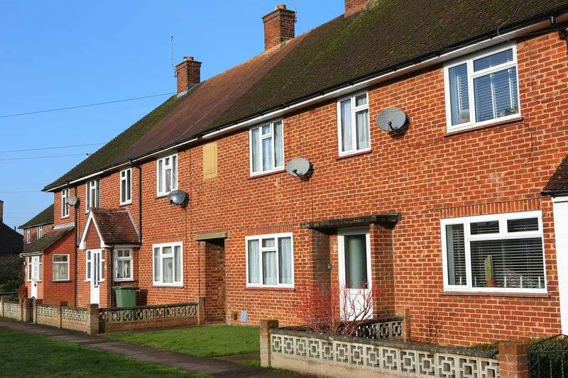 3 Bedrooms Terraced House for sale in Broomhill Park Road, Tunbridge Wells