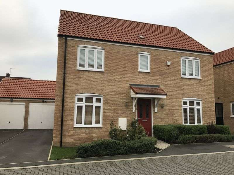 4 Bedrooms Detached House for sale in Bellona Close, Hebburn