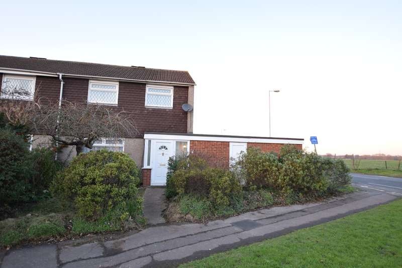 2 Bedrooms Semi Detached House for sale in Langley