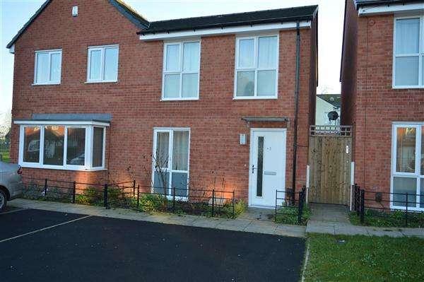 3 Bedrooms Semi Detached House for sale in Granville Street, Wolverhampton