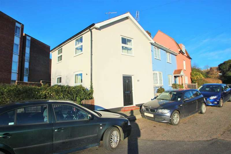 2 Bedrooms End Of Terrace House for sale in Greenstead Road, Colchester