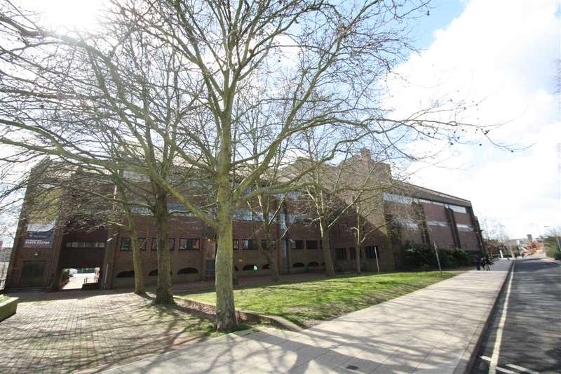2 Bedrooms Apartment Flat for sale in St. Edmund House, Rope Walk, Ipswich