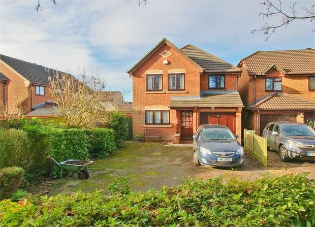4 Bedrooms Detached House for sale in SHEPTON MALLET, Somerset