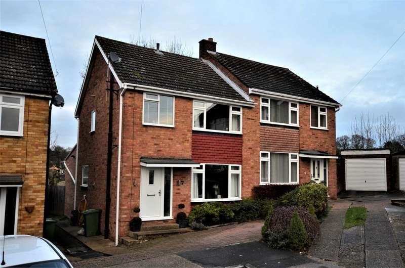 3 Bedrooms Semi Detached House for sale in James Square, Billericay