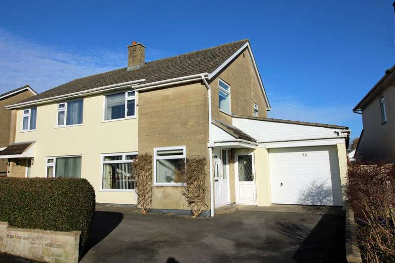 3 Bedrooms Semi Detached House for sale in Critchill Road, Frome