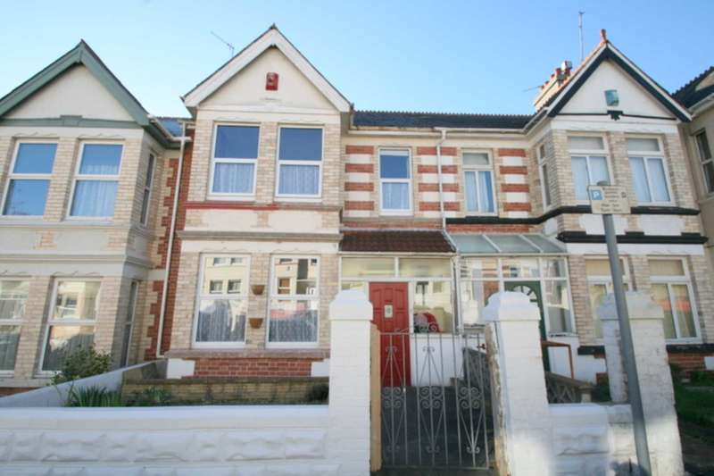 3 Bedrooms Terraced House for sale in Stangray Avenue, Plymouth
