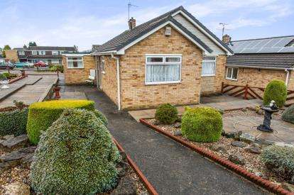 3 Bedrooms Bungalow for sale in Eastwood Park Drive, Hasland, Chesterfield, Derbyshire