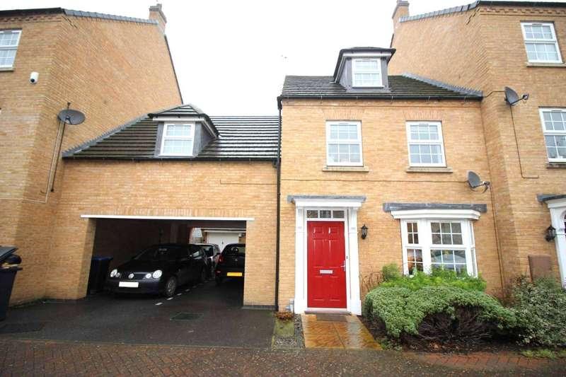 4 Bedrooms Semi Detached House for sale in Lady Jane Walk, Scraptoft