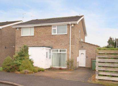 2 Bedrooms Semi Detached House for sale in Bowness Close, Dronfield Woodhouse, Dronfield, Derbyshire