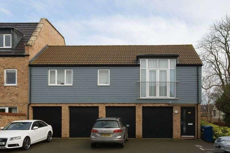 2 Bedrooms Semi Detached House for sale in Little Paxton, St Neots