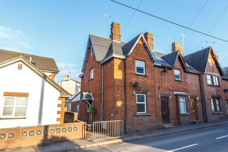 2 Bedrooms House for sale in Charlotte Street, Crediton