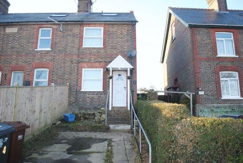 2 Bedrooms Terraced House for sale in Green Lane, Crowborough