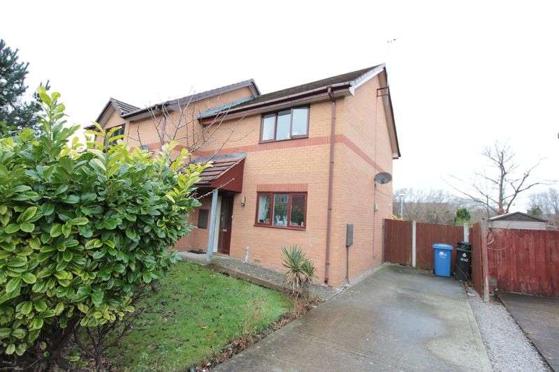 2 Bedrooms Semi Detached House for sale in Clos Bodnant, Prestatyn