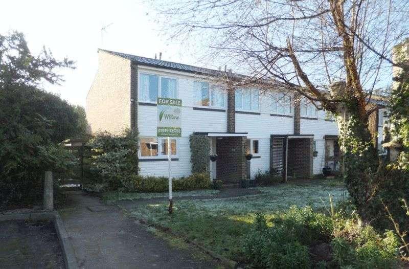 3 Bedrooms Terraced House for sale in Tudor Drive, Sevenoaks