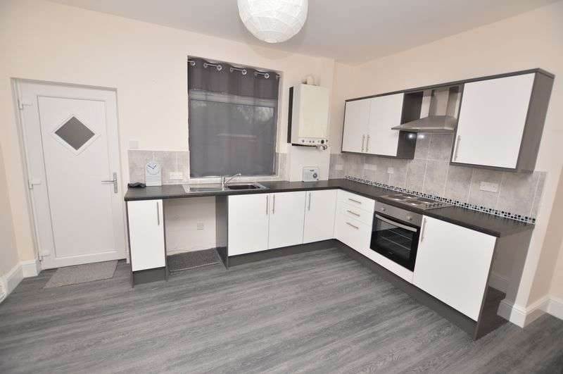 2 Bedrooms Terraced House for sale in Brocklebank Road, Rochdale