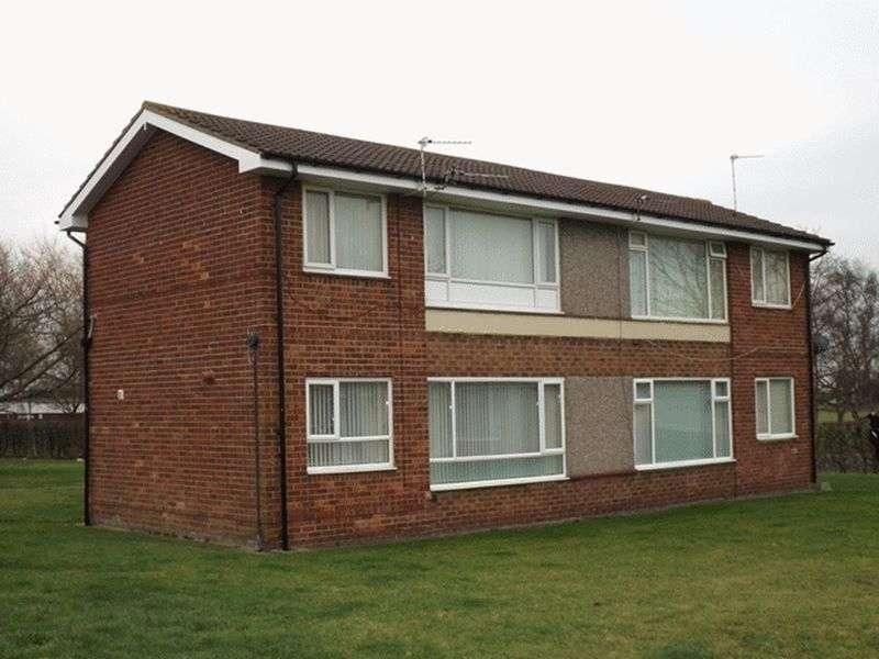 1 Bedroom Flat for sale in Woodhorn Drive, Stakeford - One Bedroom Ground Floor Flat