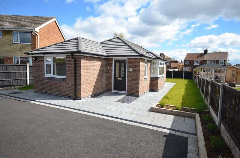 2 Bedrooms Detached Bungalow for sale in Marsh Hall Pad, Widnes