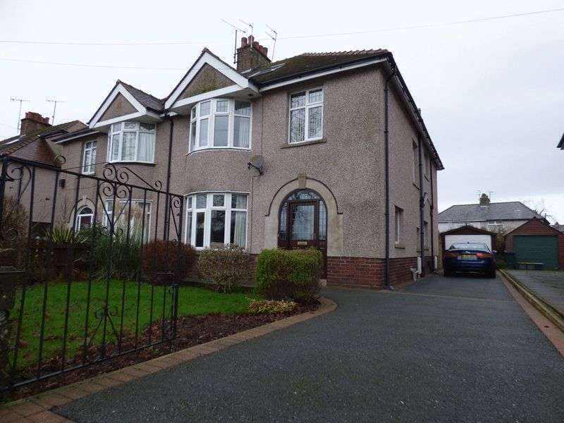 5 Bedrooms Semi Detached House for sale in Barton Road, Lancaster