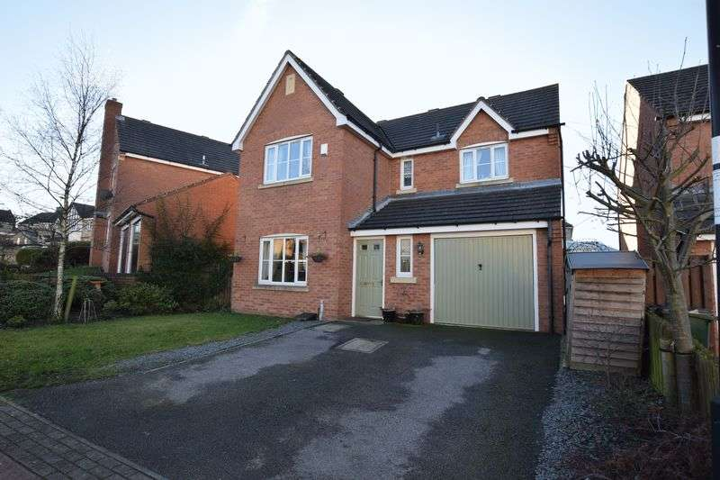 4 Bedrooms Detached House for sale in Haigh Moor Avenue, Swallownest