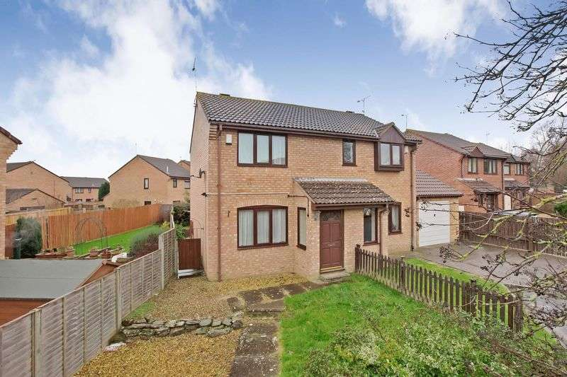 2 Bedrooms Semi Detached House for sale in NORTH TAUNTON