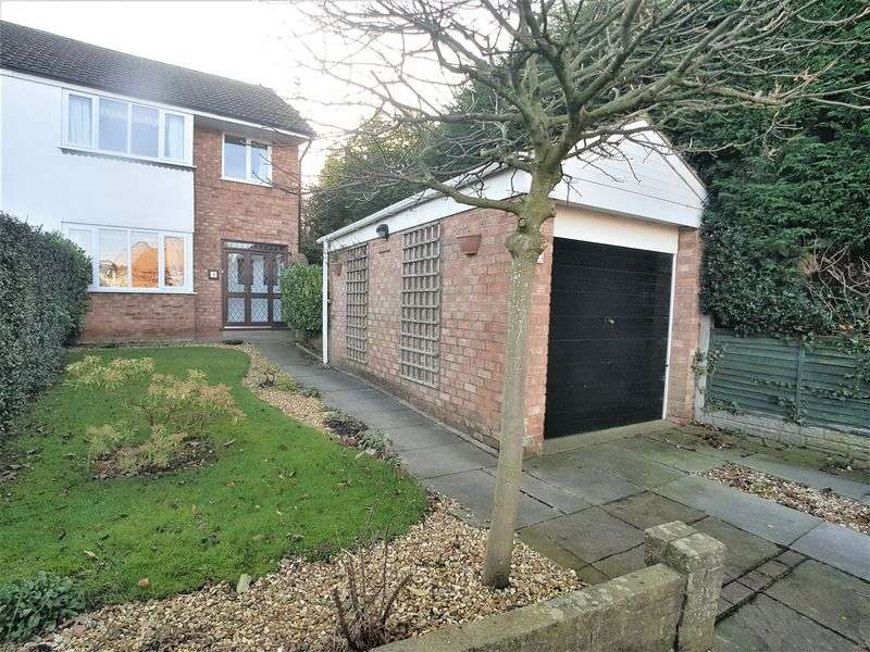 3 Bedrooms Semi Detached House for sale in Fletchers Drive, Burscough, Ormskirk