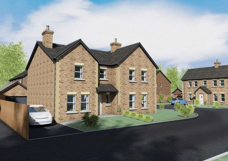3 Bedrooms Semi Detached House for sale in The Avoca, Riverglade Meadows, Lurgan