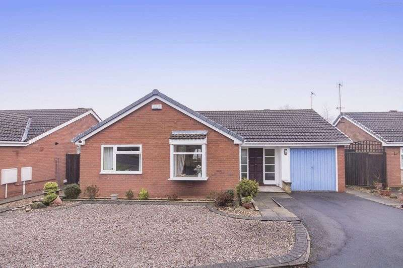 2 Bedrooms Detached Bungalow for sale in PENDLEBURY DRIVE, MICKLEOVER