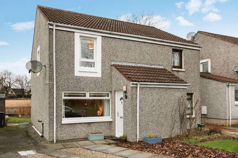 2 Bedrooms Semi Detached House for sale in 16 Pilgrims Hill, Linlithgow