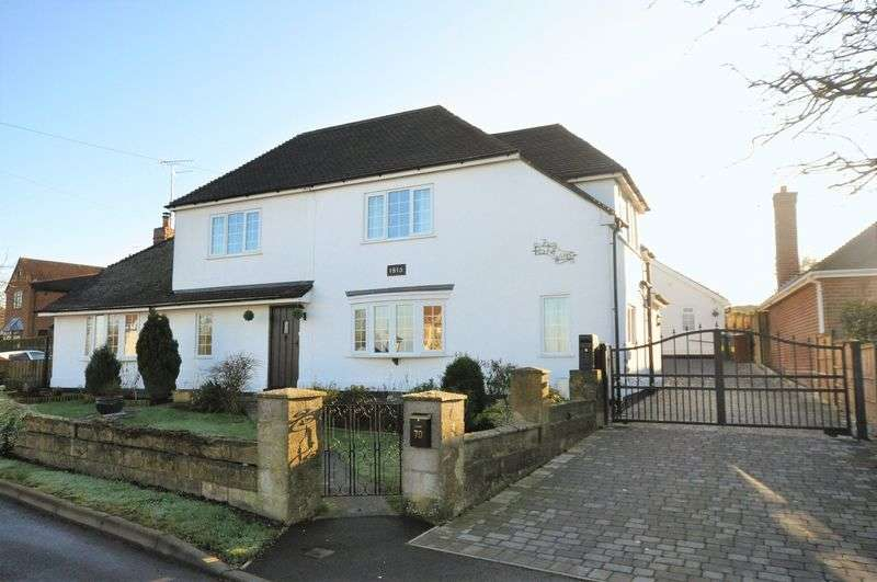 4 Bedrooms Detached House for sale in BRETBY LANE, BRETBY