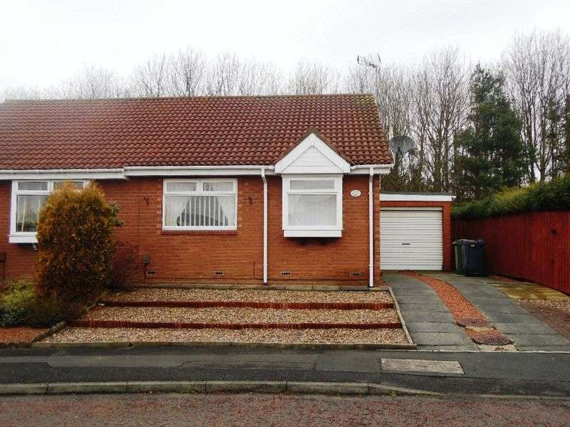 2 Bedrooms Semi Detached Bungalow for sale in Martin Court, Washington