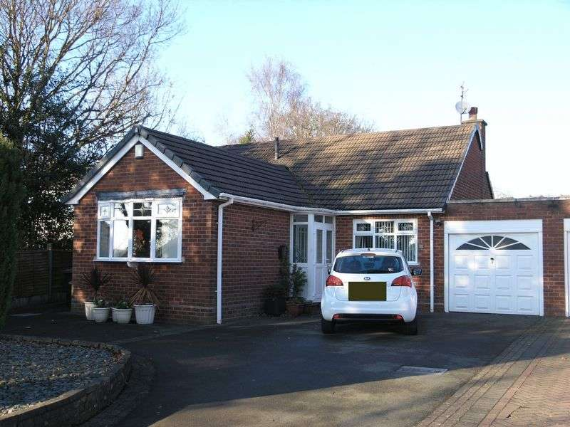3 Bedrooms Detached Bungalow for sale in Tennyson Road, Lower Gornal