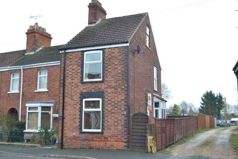 2 Bedrooms Cottage House for sale in St. Chad, Barrow-Upon-Humber