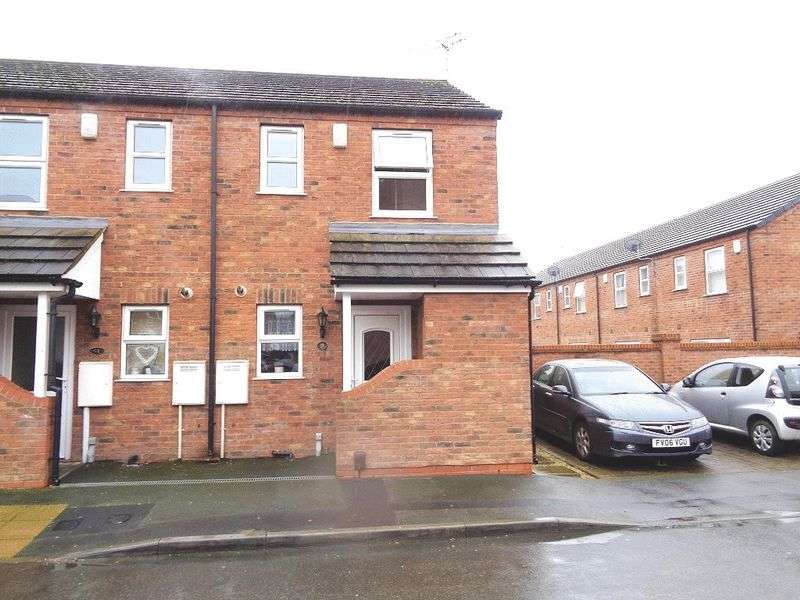 2 Bedrooms Terraced House for sale in Fairfax Street, Lincoln