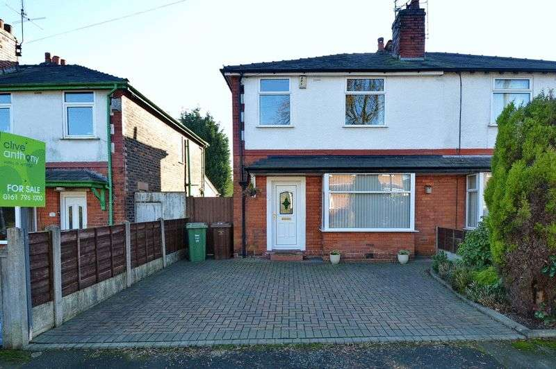 3 Bedrooms Semi Detached House for sale in Thompson Avenue, Whitefield, Manchester