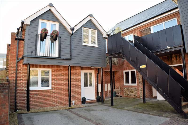 1 Bedroom End Of Terrace House for sale in Pledges Yard, 63 Falkland Road, Dorking