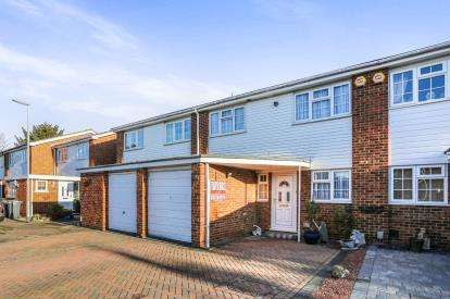 3 Bedrooms House for sale in Hitchmead Road, Biggleswade, Bedfordshire, .