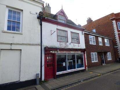 5 Bedrooms End Of Terrace House for sale in Harwich, Essex
