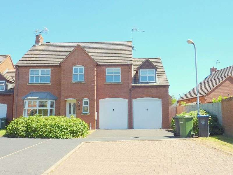 5 Bedrooms Detached House for sale in St Laurence Way, Bidford on Avon