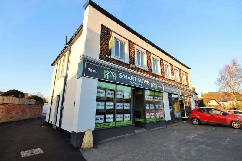 3 Bedrooms Flat for sale in Botanic Road, Churchtown, Southport