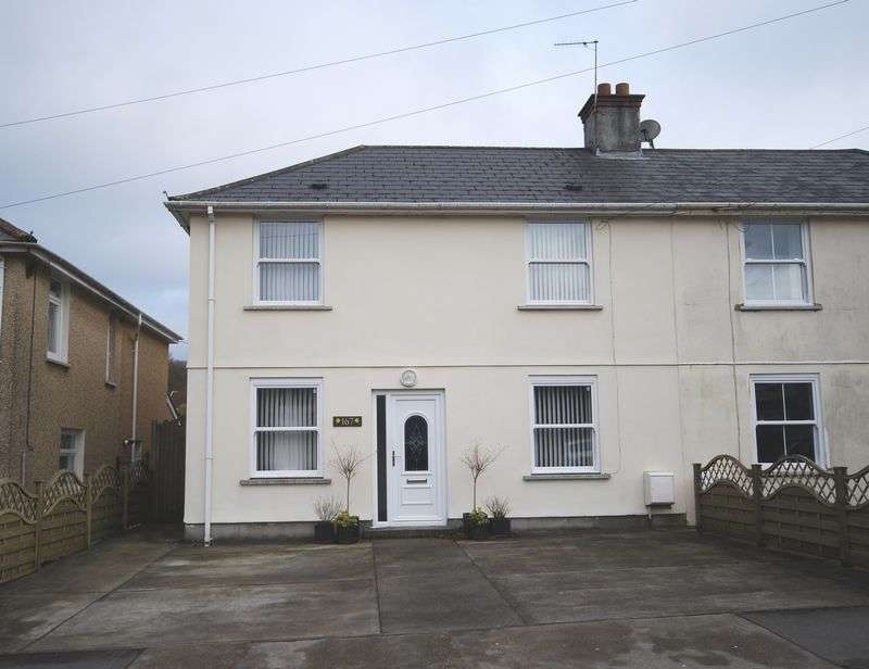 5 Bedrooms Semi Detached House for sale in 167 Main Road, Bryncoch, Neath, SA10 7TT