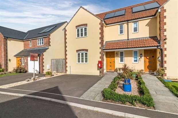 3 Bedrooms Semi Detached House for sale in The Levels, Meare, Glastonbury